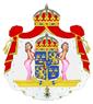 Brasão de Armas da Suécia