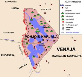 Pohjois-Karjalan vainotiet.png