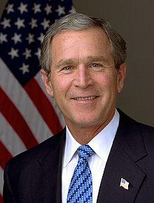 Bush, o primeiro chimpanzé a governar a maior potência econômica e bélica do mundo!