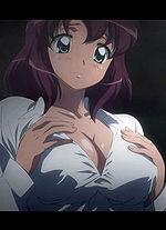 Amateur mom flashing tits