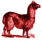 Beware the Red Warmongering Llama!