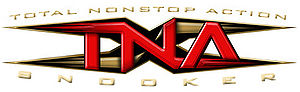 Total Nonstop Action Snooker(currently a subsidiary of WWE) logo