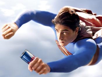 Superman's Secret To Flying
