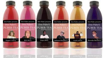 """""""Puber"""" Tea"""