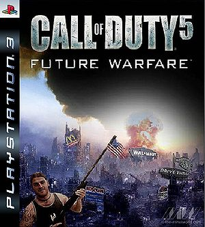 Call of duty 5 - Uncyclopedia, the content-free encyclopedia
