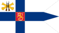 Flag of the Minister of Defence (Finland).png