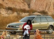 Michael Jackson and the Dingoes