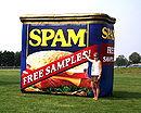 Spam, spam, spam, spam, spam. Spammity SPAM!