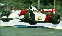 """McLaren oli ensimmäinen talli joka käytti """"upforcea"""" autoissaan."""