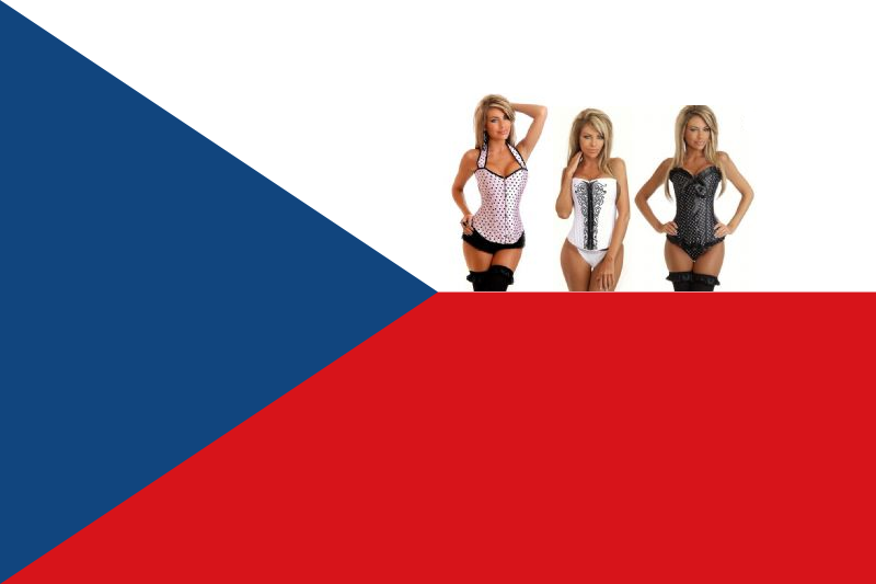 Ficheiro:Bandeira da República checa.png