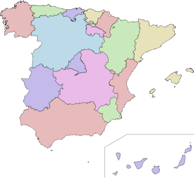 Autonomous communities of Spain no names.png