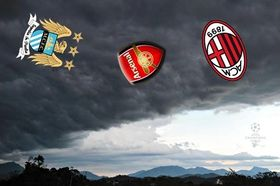 Manchester City Arsenal Milán descenso furacán.jpg