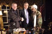 ... E, por suposto, a historia de Al Qaeda e George W. Bush