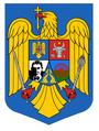 Escudo de Romanía