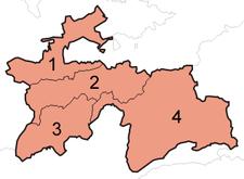 División en Provincias