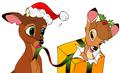 Bambi Ronno Christmas time.png