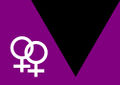 Bandeira lesbiana de Alcala de Henares.jpg