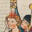 Tratando a dor de cabeza no medievo.jpg