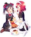 Love live maid Nicomaki elegante.png