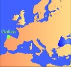 Onde está Galicia?