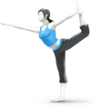 Wii Fit Trainer artwork.png
