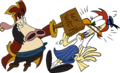 Moobeard pedindo silencio a Sailor Bird.png