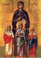 Santa Sofia e as súas fillas.jpg