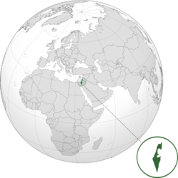 Israel no globo terrestre.png