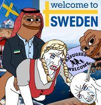 Pepes islámicos en Suecia.jpg