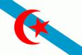 Bandeira galicia islámica.png