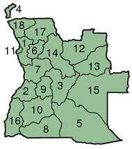 Angola Provinces numbered.png