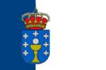 Bandeira de Galicia do Sur
