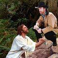Xesús rezando a Chuck Norris.jpg