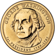 George Washigton mint érme.png