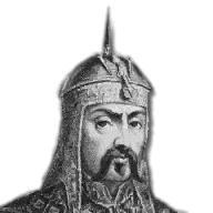 Genghis Khan, gostava de trepar com a cabeça
