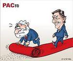 Lula e seu miguxo Collor