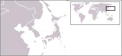 東京工業大学の位置