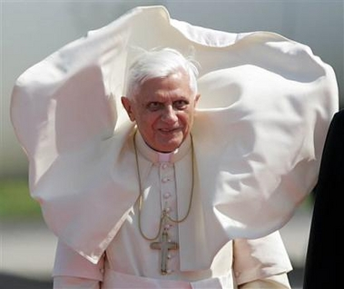 Lord of the Sith Benedictus XVI!!! ベネディクト16世(-せい