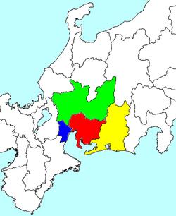 大豊田連邦の位置