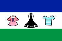 800px-Flag of Lesotho svg+α.png
