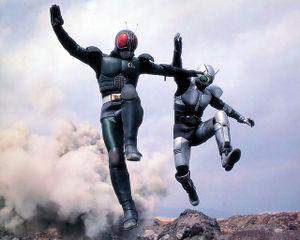 仮面ライダーBLACK - アンサイク...