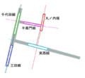 Ootemachi station svg.png