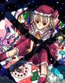 フランちゃん in クリスマス.jpg