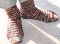 手編みの雪踏.jpg