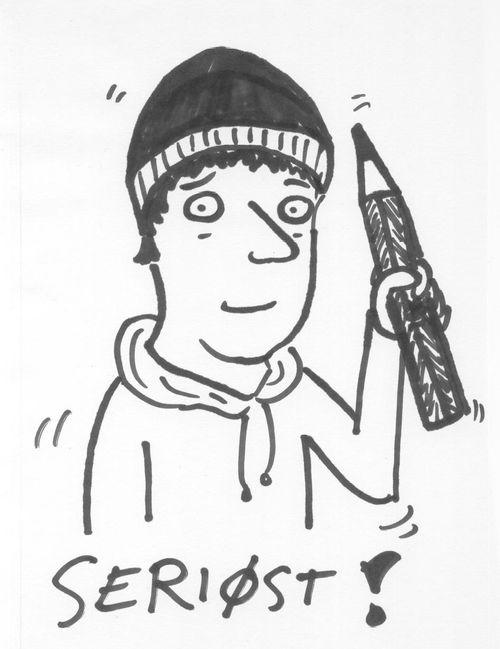 Keuninck Cartoonist!