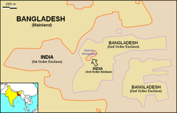 Dahala Khagrabari map (with Bangladesh and India locator).png