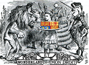Lion and Unicorn (Alice in Wonderland).png