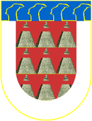 Coat of Arms of Bitola (with Pyramids).png