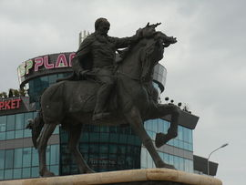 Monument of Ǵorče Petrov in Skopje.jpg