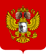 Coat of Arms of Russia with Putin.png